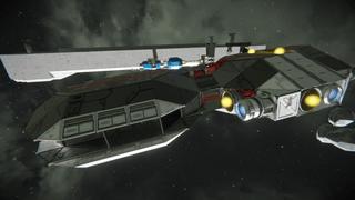 Modified Respawn Ship Mk2