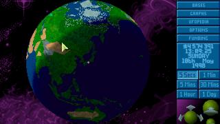 Dark Geoscape