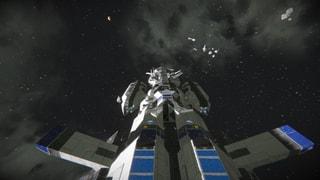 Space at war
