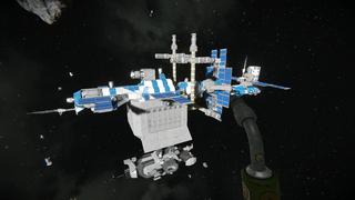 MDT Space Station