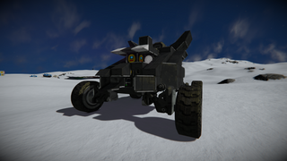 RTech Fluffy Rover