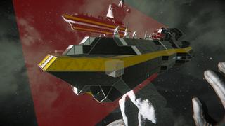 Guardian Class Light Cruiser