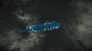 Long lance corvette