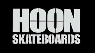 Hoon Skateboard Deck Drop