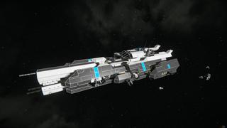 Chiron Heavy Escort Frigate