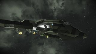 Reaper stealth fighter mk3