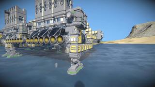 Hydro merg