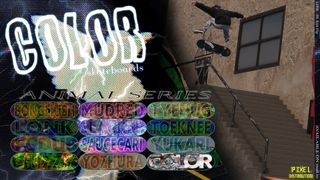 Color Skateboards Animal Series Pro Boards