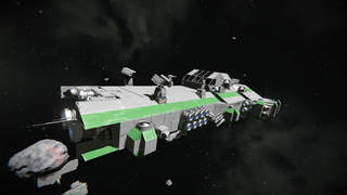 Venus Class Cruiser