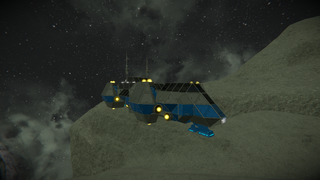 Commercial Space Cruiser