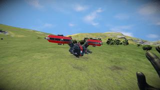 Blood Tech. Stinger Drone mk.2