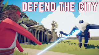 Defend The City (Hard Campaign)