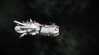 USS Hermes Heavy Battlecruiser