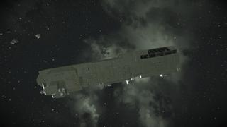Civilian  ship