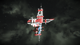 Encounter Stealth pirate station