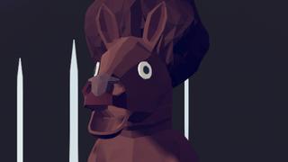 wobly horse hobo god