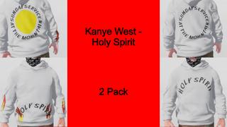 Kanye West - Holy Spirit Pack