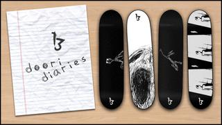 Thirteen Skateboards: The Doori Diaries Decks