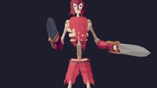 Skeleton assasin