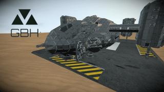 GBH Harrier (Working vanilla VTOL)