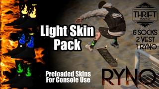 Thrift CONSOLE - RYNO Drop - Light Skin