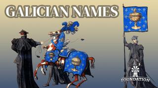 Galician Names