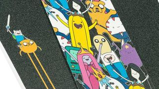 Grizzly X Adventure Time Griptape