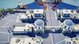 Modernization Mod battle.