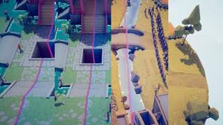 JUST SOME LEVELS THAT ARE MADE