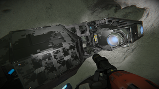 Respawn Space Pod