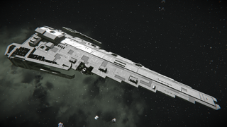 STAR WARS Raider-Class Corvette