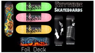 Rhythmic Skateboards Pack #4