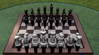 Low Poly Chess