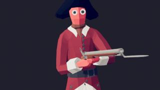 fast fire rifle man