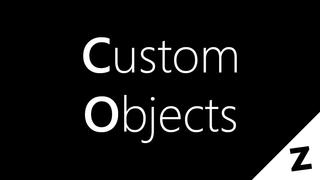 Custom Objects (v1.0.0)