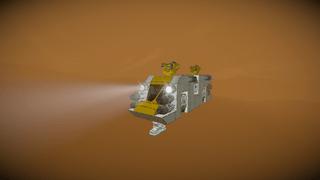 Simple transporter
