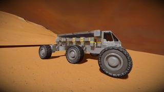 Cargo rover