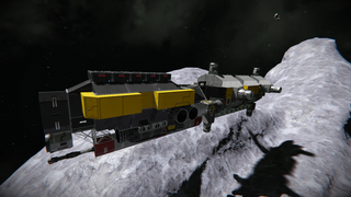 Encounter Hydro Tanker