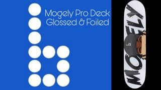 Braille Skateboarding Mogely Pro Deck