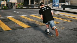 Pocket Skate and Vintage Merch