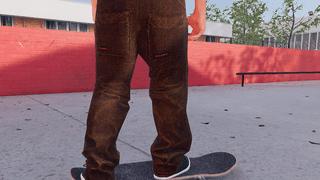 Fufuoris BaggyJeans2 Caramel Pant