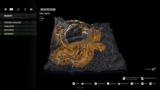 DB wip test map