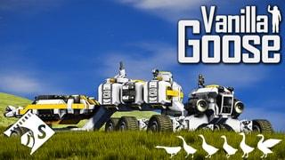 'Goose' Miner Transport Truck - Vanilla