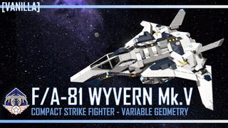 F/A-81 Wyvern Mk.V (Hydro-Ion-Atmo)
