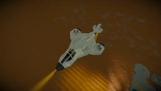 EMC MARS Scout Ship (small)