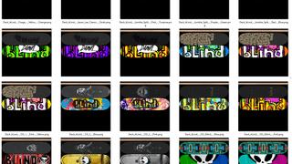 bLind Decks