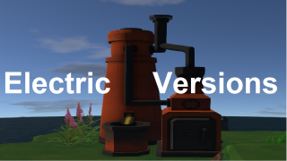 Electric versions mod
