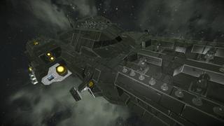 Jupiter Class Assault Carrier Mk 2