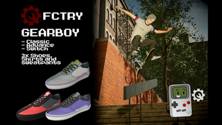 FCTRY Shoes - Gearboys