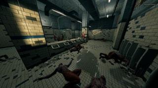 Fight Club: Prison Bathroom Edition
